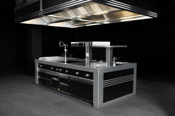 Novameta profesionali virtuvės įranga