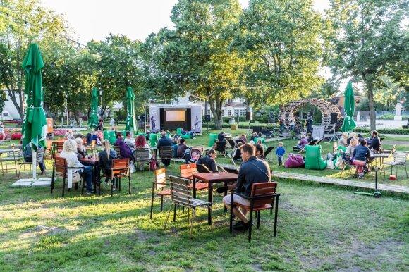 Kultūrinė programa Palangoje: ką miestas siūlo poilsiautojams šią vasarą?