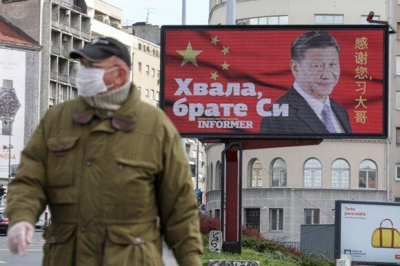 Kas iš tiesų Briuselio koridoriuose atsitiko su informacija apie Covid-19 ir Kiniją