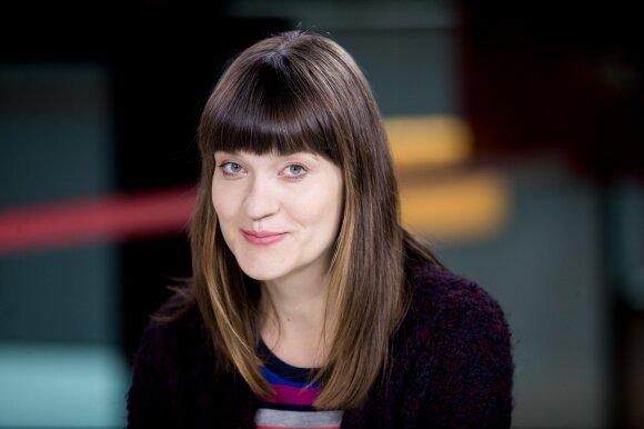 Radvilė Morkūnaitė - Mikulėnienė
