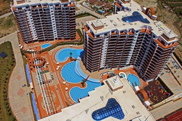 Turkijoje parduodami būstai