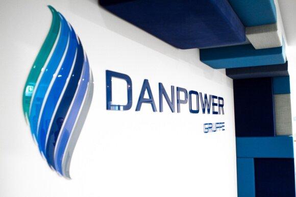 Danpower ofisas Vokietijoje