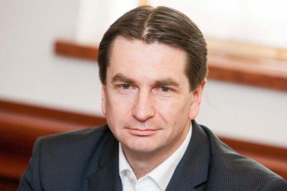 """Maikštėnas: """"Lietuvos energiją"""" matau kaip naujos kartos bendrovę"""