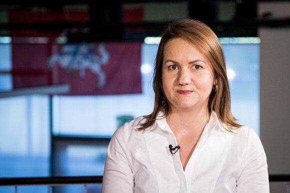 Jolita Žvirblytė Mažeikienė