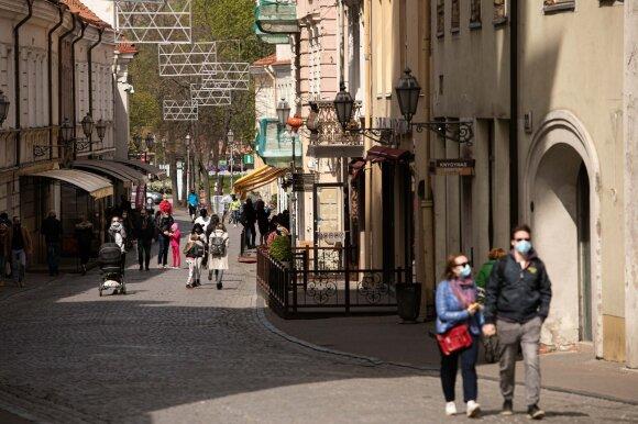 Lietuviai sukūrė pirmąją Europoje parduotuvę be kasininkų ir kasų: po 5–10 metų tai bus įprastas reiškinys
