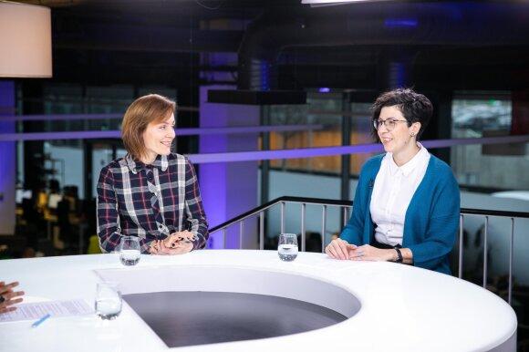 Laura Gylienė, Rita Karavaitienė