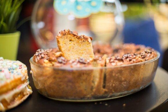 Aistrą kepti pyragus lietuvis slopino, kol išsivadavome iš sovietmečio