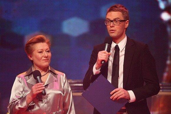 Regina Jokubauskaitė ir Ignas Krupavičius