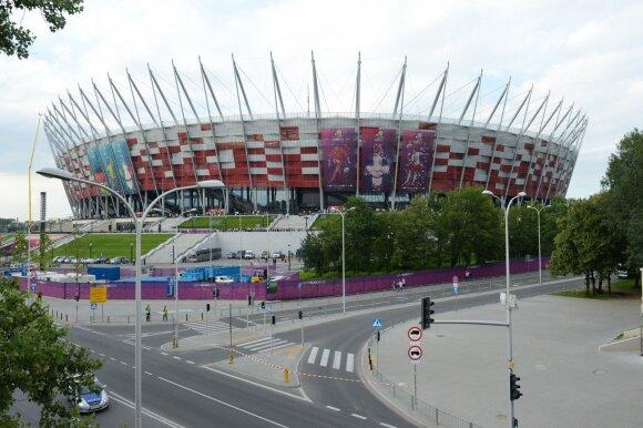 Varšuvos Nacionalinis stadionas