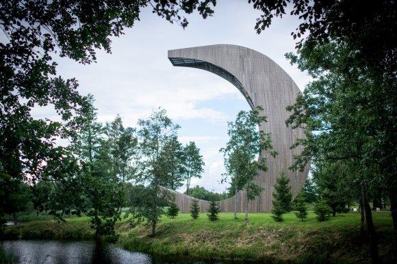 Savaitgalis arčiau dangaus: gražiausi apžvalgos bokštai Lietuvoje