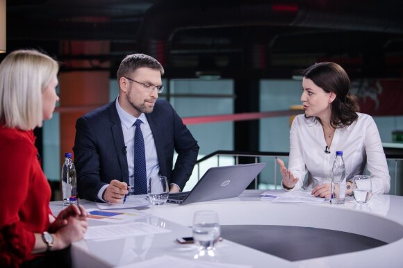 Linas Kukuraitis, Monika Navickienė