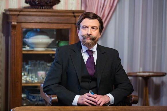 Ramūnas Šimukuskas-Antanas Smetona