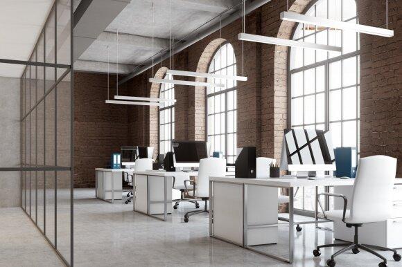 Modernus biuras