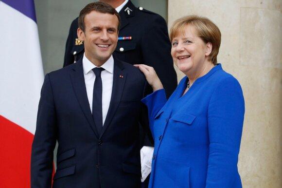 Kokia bus ketvirtoji A. Merkel kandencija Europai?