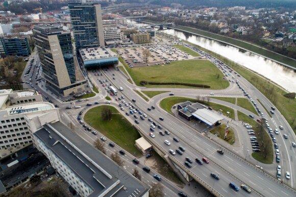 Vilniaus keliai