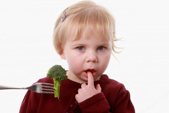 Vaikai nevalgūs tampa ir dėl vienos tėvų klaidos: gydytojo komentaras