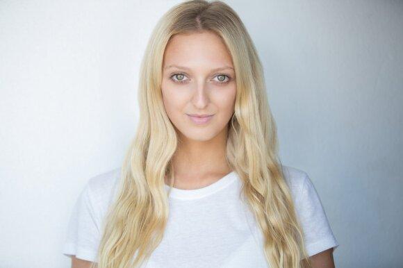 Aktorė Georgia Hirst