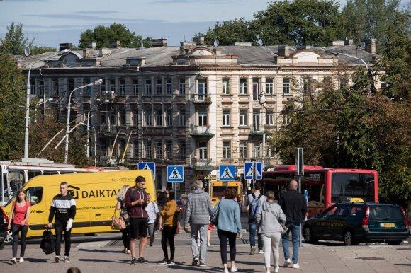 Vilniaus Niujorkas: vienas seniausių sostinės rajonų, išgyvenančių tikrą renesansą