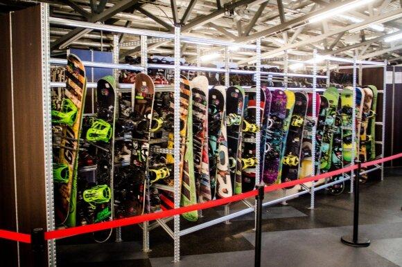 Kur slidinėti Lietuvoje: geriausios trasos, kalnai ir žiemos pramogų centrai