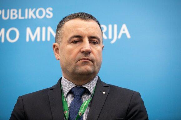 Narkevičius ir Požėla turi gerų naujienų: žaliosios rodyklės gali būti grąžintos jau rytoj