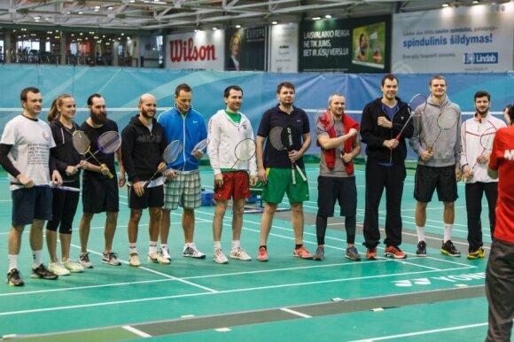 Kęstučio Navicko teniso turnyras (Audriaus Lekavičiaus nuotr.)