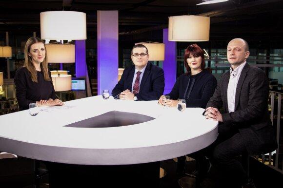 Daiva Žeimytė-Bilienė, Skirmantas Malinauskas, Žydrė Gavelienė, Nerijus Mačiulis