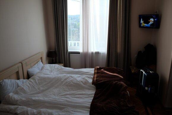 Geriausiai įvertintas Booking.com viešbutis