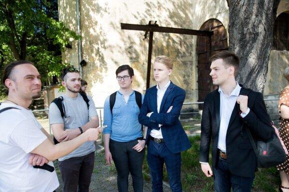 ЕГУ начинает работать в бывшем монастыре августинцев