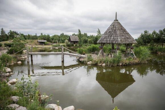 Apie naują pramogą šalia Vilniaus žmonės sužino iš lūpų į lūpas: toks parkas – vienintelis Baltijos šalyse