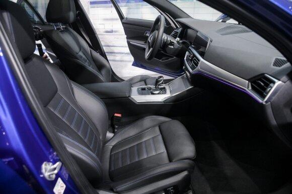 Septintosios kartos BMW 3 pristatymas