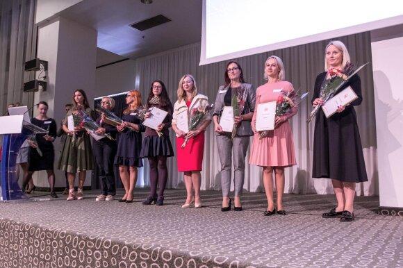 Apdovanotos sąžiningiausią atlygį mokančios įmonės Lietuvoje