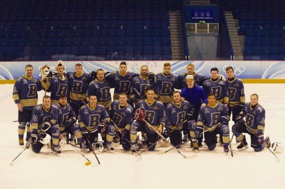 Klaipėdos ledo ritulininkai
