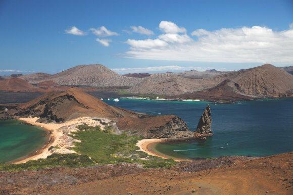 """""""Silver seas"""" kruizas į Galapagus"""