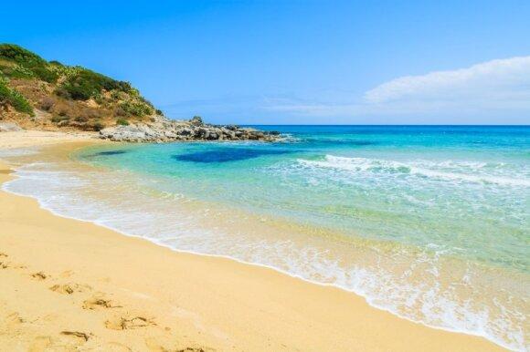 """""""Lonely Planet"""" geriausių šių metų paplūdimių dešimtuke - ir Kuršių nerija"""