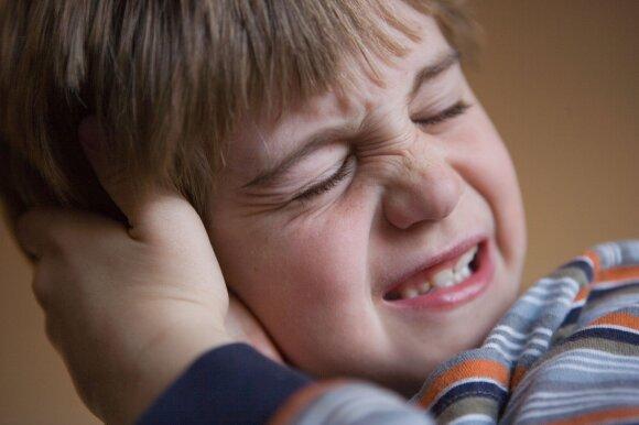 Gydytoja pataria, ko imtis užklupus ausų uždegimui