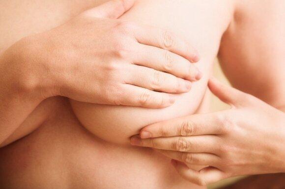 Krūtys, krūties vėžys