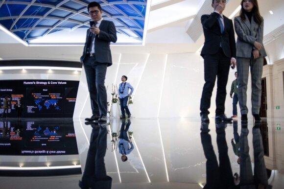 Shuli Ren. Kinijos 5G turtai investuotojams nepasiekiami