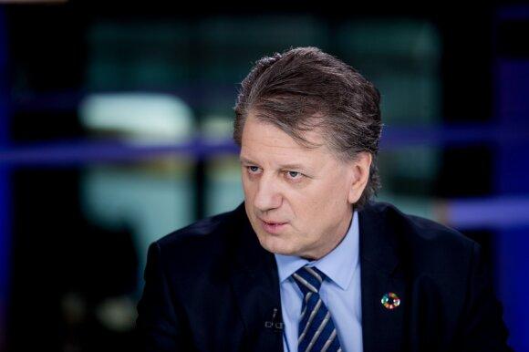 Prof. dr. Saulius Čaplinskas