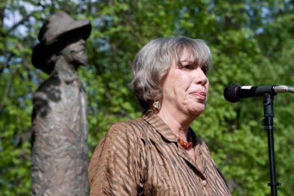 В Вильнюсе открыт памятник поэту Бальмонту