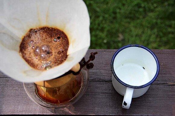 Lietuviai turi daug galimybių gerti gerą kavą, tik reikia nepatingėti ir pasidomėti, ką geri