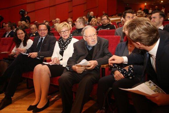 Tėvynės sąjungos kandidatų į prezidentus debatai