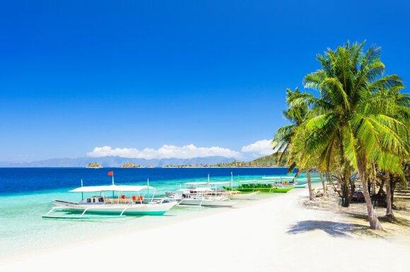 Gražiausi pasaulio kampeliai romantiškoms atostogoms