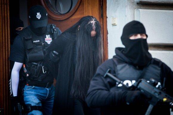 Slovakų žunaliso nužudymu įtariama Alena Zs.