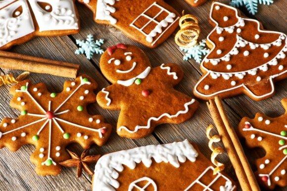 Neatsiejama Kalėdų dalis – itin paprastai paruošiami meduoliai