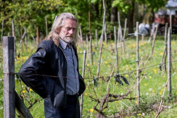Lietuviško vyno gamintojas Juozas Vilkenis: šio gėrimo galima išgerti tik vieną taurę