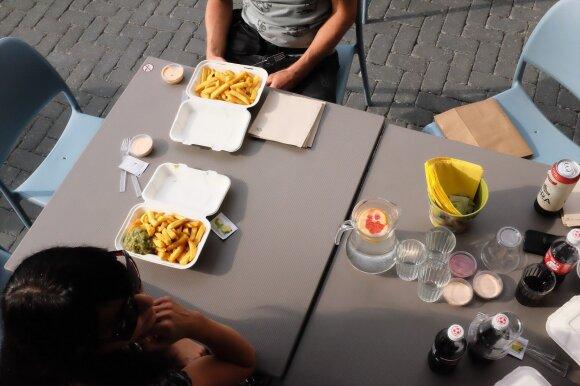 Restoraną ant ratų uždaręs lietuvis: išgyventi praktiškai neįmanoma