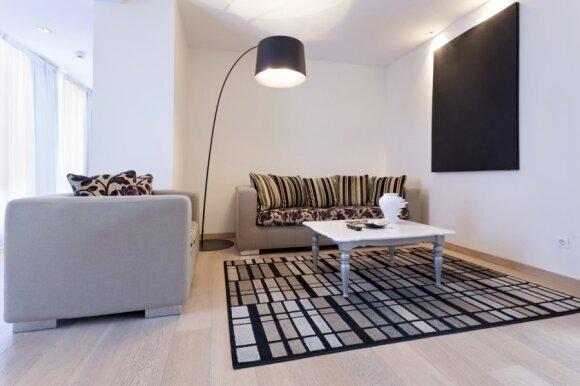 Kad namai būtų jaukūs: 10 paprastų taisyklių