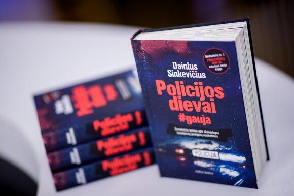 Policijos dievai – pareigūnai, savo įžūlumu ir nusikaltimais pranokę garsių kriminalinių gaujų lyderius