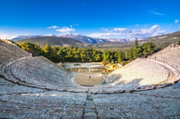 Graikijos Peloponesas