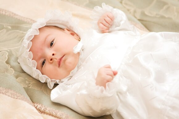Krikštynų papročiai, kurių dera nepamiršti kiekvienam lietuviui